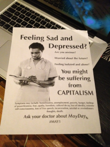Feeling Sad leaflet image