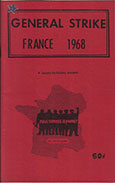 General Strike France 1968 cover image