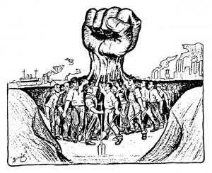 One Big Fist image