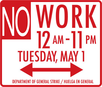 No Working Sign image