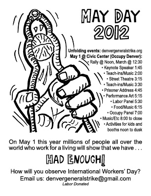 May Day 2012 - Nutcracker Leaflet image