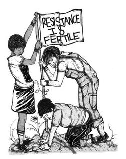 Resistance Is Fertile image