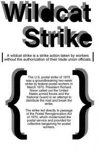 Wildcat Strike leaflet image